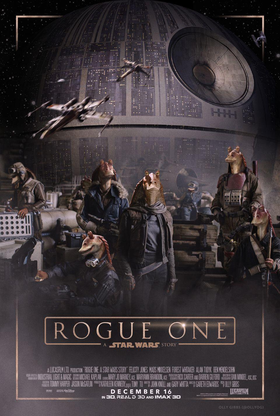 Mardi Cinéma 1701 Rogue One A Star Wars Story Alfortville