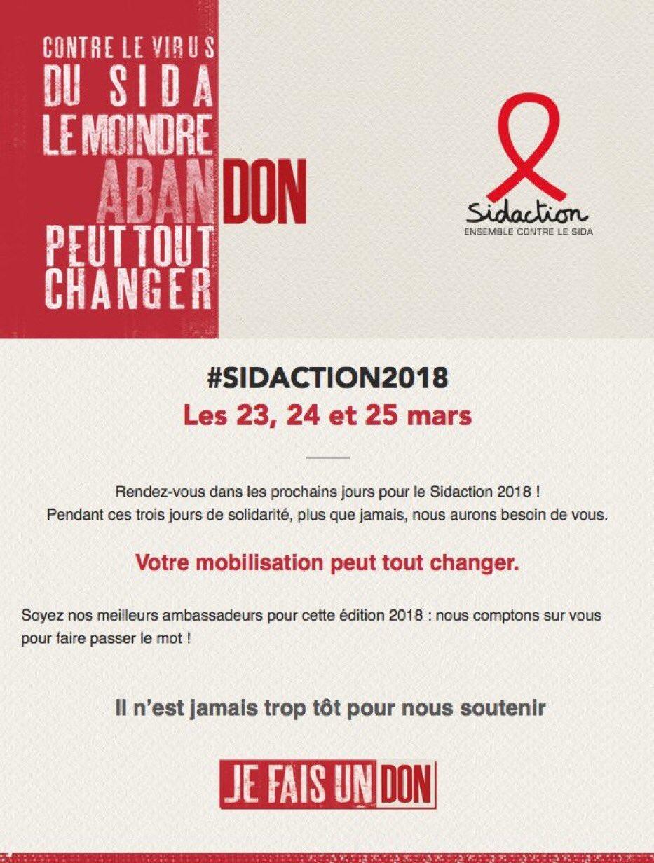 """Résultat de recherche d'images pour """"sidaction 2018"""""""