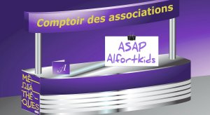 Comptoir des associations : ASAP Alfortkids
