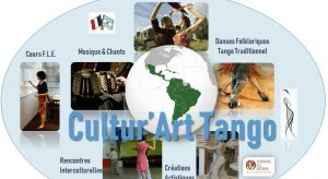 Comptoir des associations Cultur'Art tango