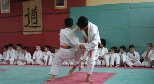 Comptoir des associationsAssociation Judo/Aikido