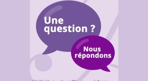 Covid-19 - Un jour, Une question