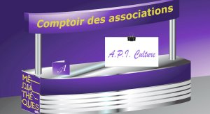 Comptoir des associations : API Culture