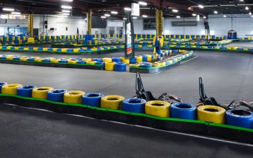 Paris Kart Indoor (Wissous - Essonne)