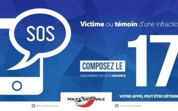 Le 17 : Police-secours