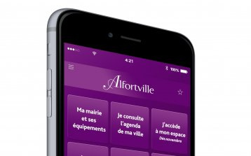 Alfortville, c'est dans la poche !Application mobile