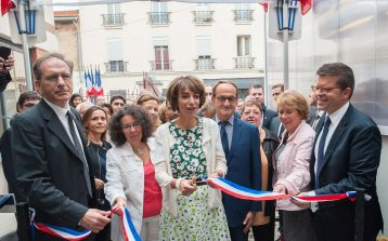 Inauguration du Centre Médico-Psychologique