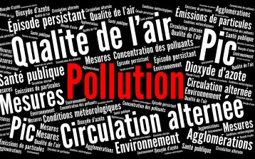 Recommandations en cas de pollution