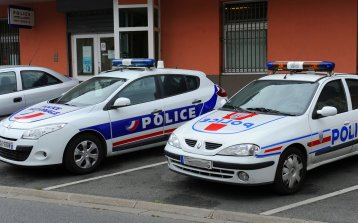 Le commissariat de Police nationale